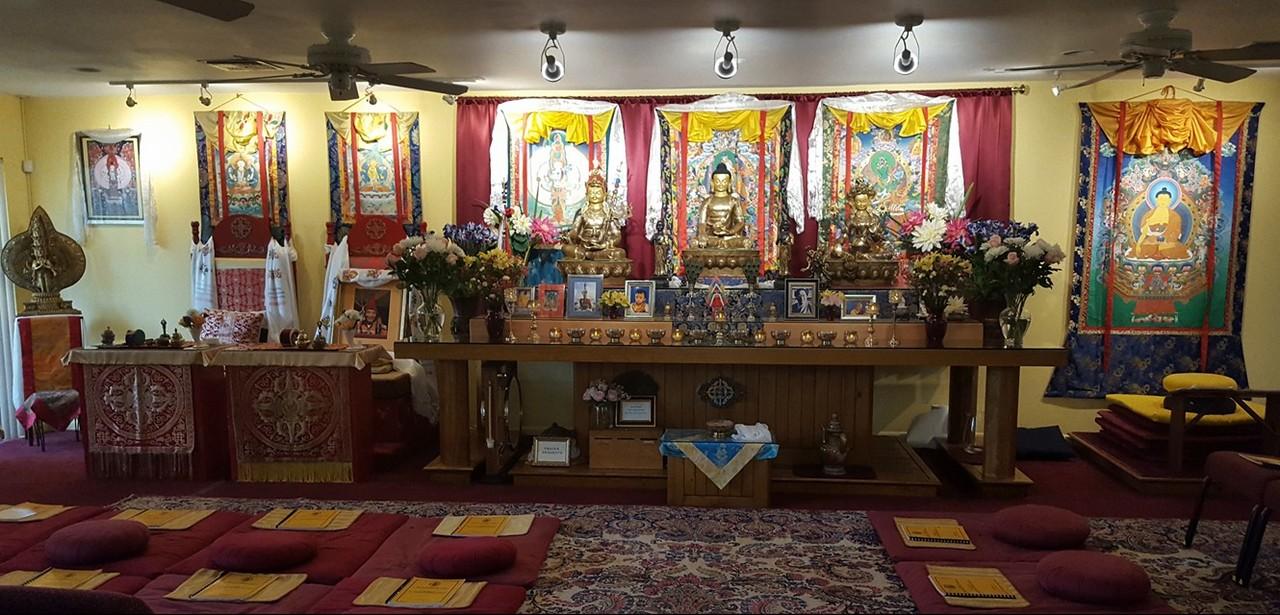 The Shrine Stream